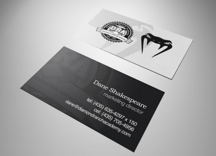 Business Card Residential Treatment Center