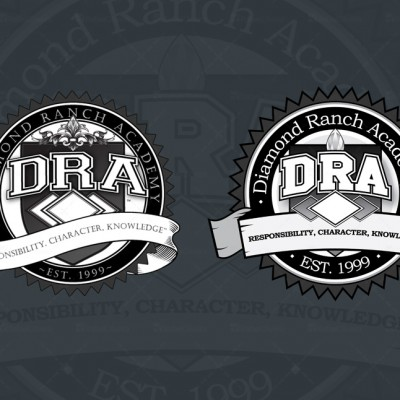 Diamond Ranch Academy Logo Update - Dane Shakespear