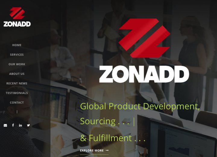 Zonadd Product Sourcing - Dane Shakespear